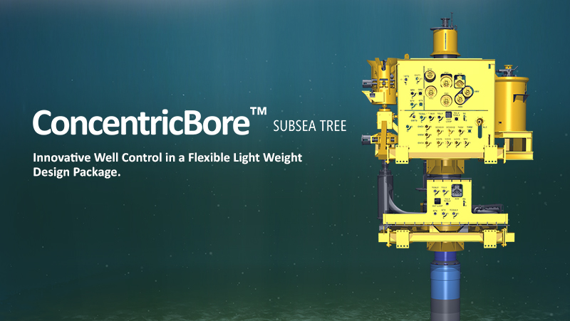 ConcentricBore Subsea Tree